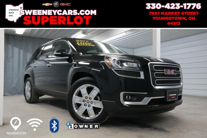 Used 2017 GMC Acadia Limited AWD SLT Youngstown, OH