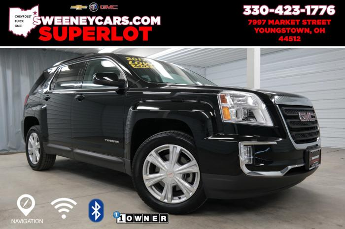 Used 2017 GMC Terrain FWD SLE w/ SLE-2 Youngstown, OH