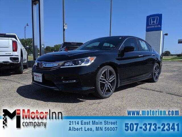 Used 2017 Honda Accord Sport Special Edition Sedan