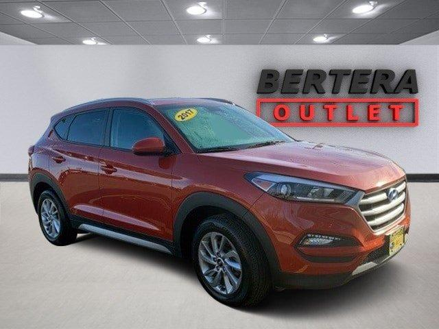 Used 2017 Hyundai Tucson SE Hartford, CT 06120