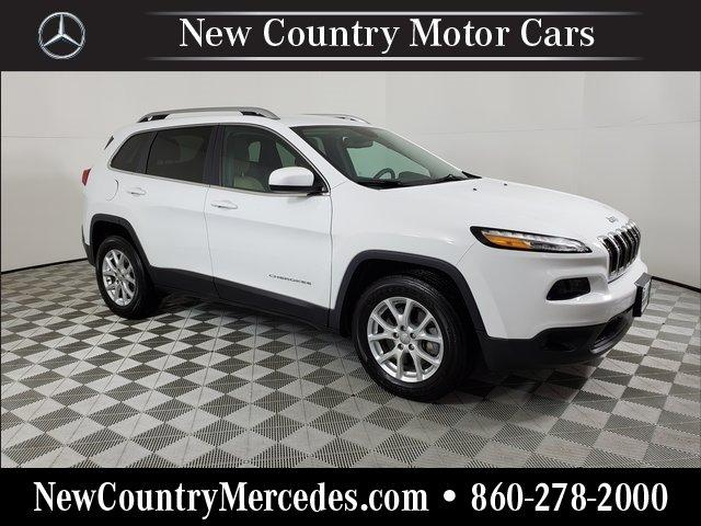 Used 2017 Jeep Cherokee 4WD Latitude Hartford, CT 06120
