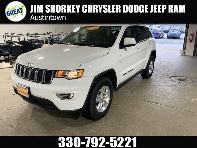 Used 2017 Jeep Grand Cherokee 4WD Laredo YOUNGSTOWN, OH