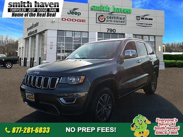 Used 2017 Jeep Grand Cherokee 4WD Limited SAINT JAMES,