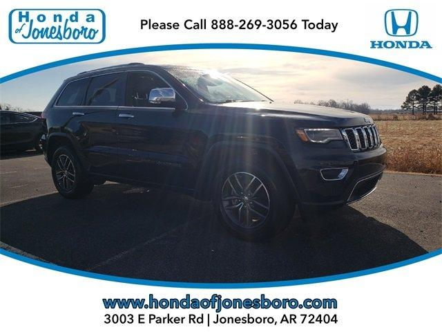 Used 2017 Jeep Grand Cherokee Limited JONESBORO, AR