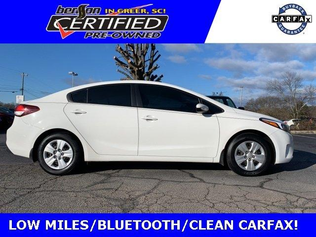 Used 2017 Kia Forte LX Sedan GREER, SC 29652