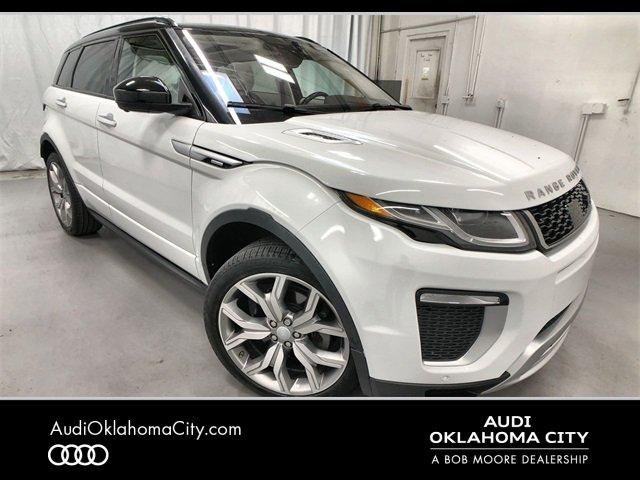 Used 2017 Land Rover Range Rover Evoque Autobiography