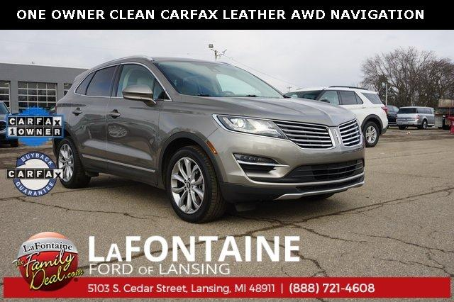 Used 2017 Lincoln MKC AWD Select LANSING, MI 48911