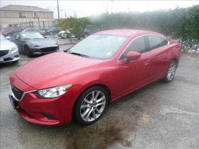 Used 2017 MAZDA MAZDA6 Touring Chico, CA 95928