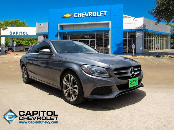Used 2017 Mercedes-Benz C 300 Sedan Austin, TX 78745