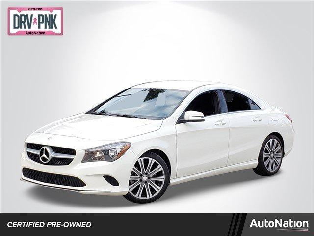 Used 2017 Mercedes-Benz CLA 250 Fort Lauderdale, FL