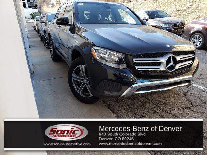 Used 2017 Mercedes-Benz GLC 300 4MATIC Denver, CO 80246
