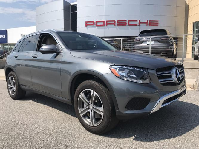 Used 2017 Mercedes-Benz GLC 300 Greenville, SC 29607