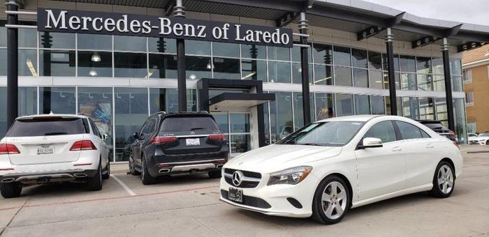 Used 2017 Mercedes-Benz CLA 250 LAREDO, TX 78041   2017 ...