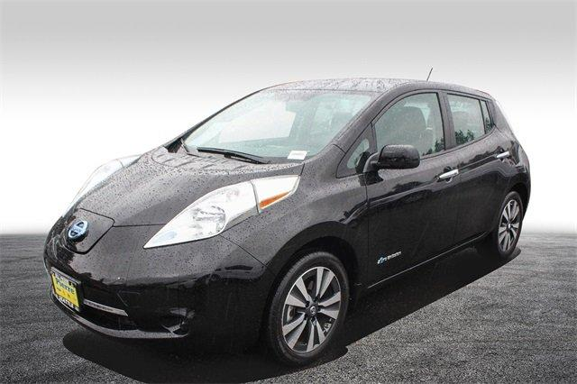 Used 2017 Nissan Leaf SV Seattle, WA 98125