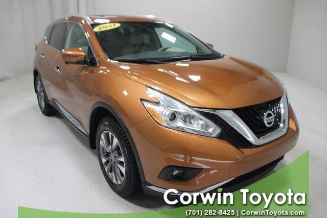 Used 2017 Nissan Murano SL Fargo, ND 58103 for Sale in ...