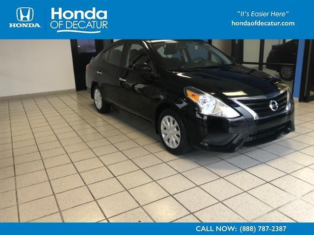 Used 2017 Nissan Versa 1.6 SV Decatur, AL 35601
