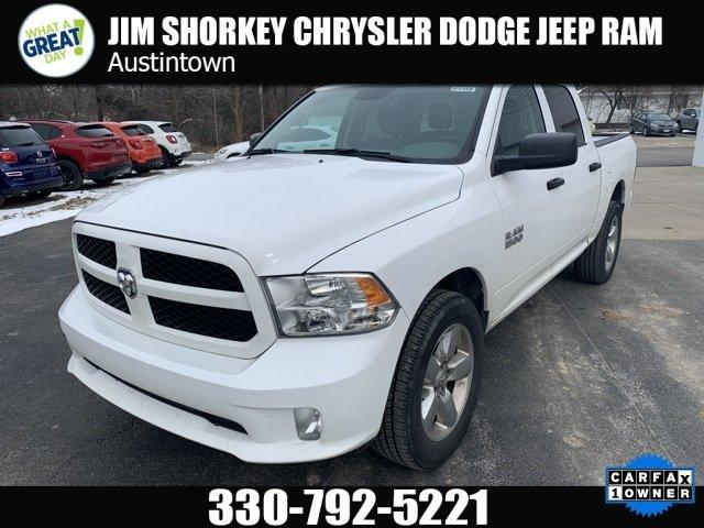 Used 2017 RAM 1500 Express YOUNGSTOWN, OH 44515