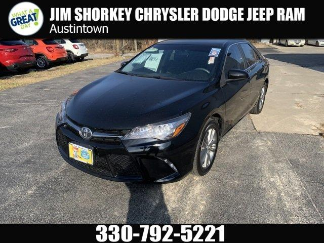 Used 2017 Toyota Camry SE YOUNGSTOWN, OH 44515