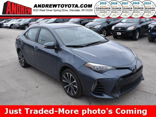 Used 2017 Toyota Corolla SE Milwaukee, WI 53209