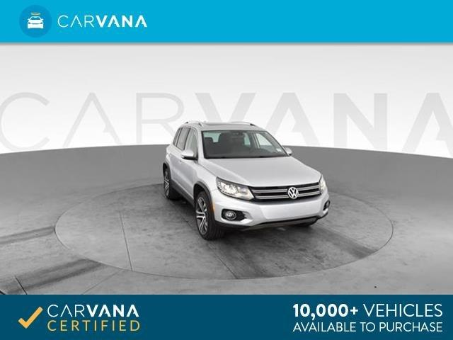 Used 2017 Volkswagen Tiguan SEL Camp Hill, PA 17011