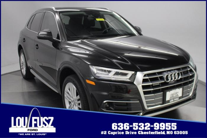 Used 2018 Audi Q5 2.0T Prestige Chesterfield, MO 63005