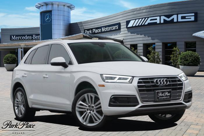 Used 2018 Audi Q5 2.0T Prestige Dallas, TX 75209