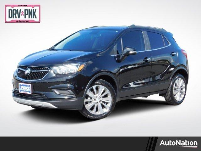 Used 2018 Buick Encore AWD Preferred Spokane, WA 99212