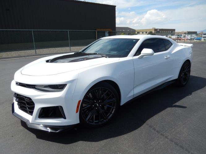 Used 2018 Chevrolet Camaro ZL1 Coupe SPANISH FORK, UT