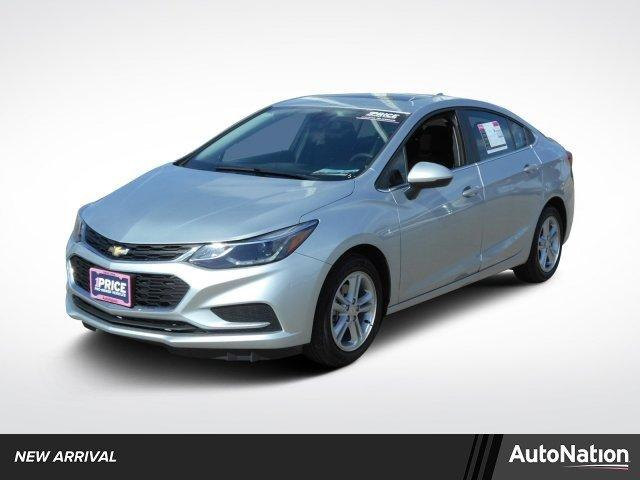Used 2018 Chevrolet Cruze LT Sedan Denver, CO 80221