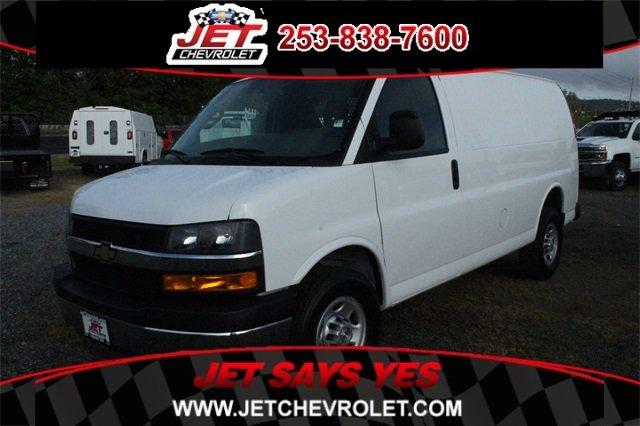 Used 2018 Chevrolet Express 2500 Federal Way, WA 98063