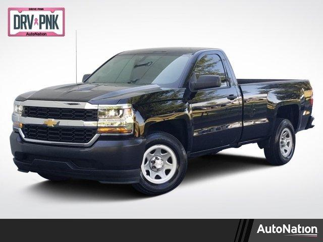 Used 2018 Chevrolet Silverado 1500 W/T Knoxville, TN