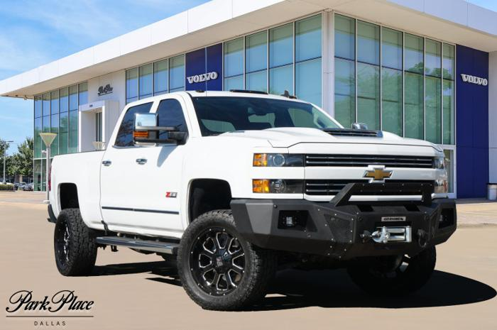 Used 2018 Chevrolet Silverado 2500 LTZ Dallas, TX 75209
