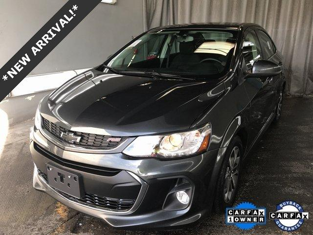 Used 2018 Chevrolet Sonic LT Sedan Newnan, GA 30265
