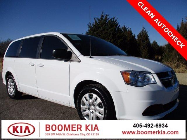 Used 2018 Dodge Grand Caravan SE OKLAHOMA CITY, OK
