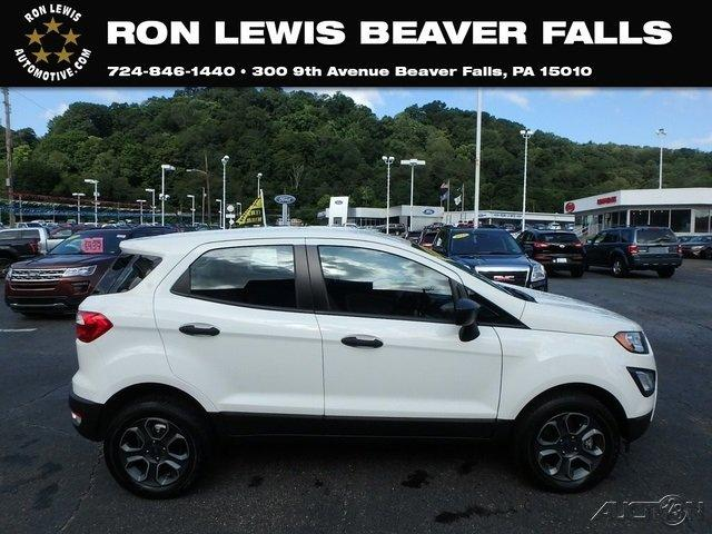 Used 2018 Ford EcoSport 4WD S BEAVER FALLS, PA 15010