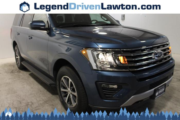Used 2018 Ford Expedition 4WD XLT LAWTON, OK 73505