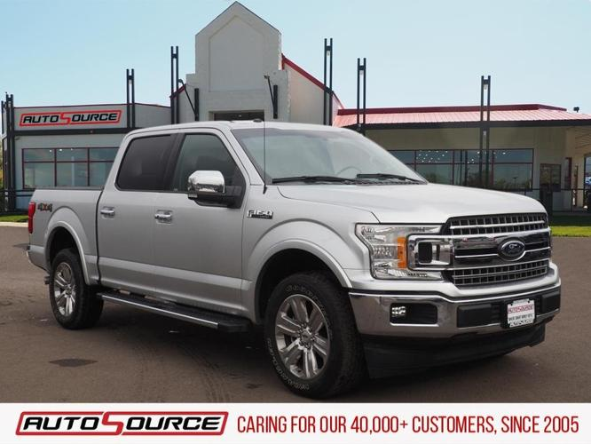 Used 2018 Ford F150 Lariat Colorado Springs, CO 80905