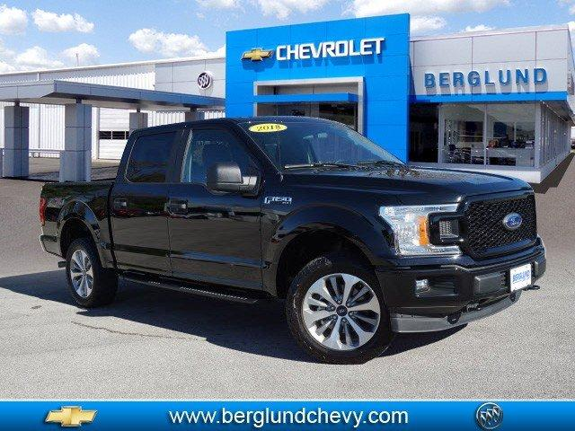 Used 2018 Ford F150 Lariat Roanoke, VA 24012