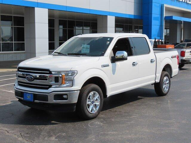 Used 2018 Ford F150 XLT OZARK, MO 65721