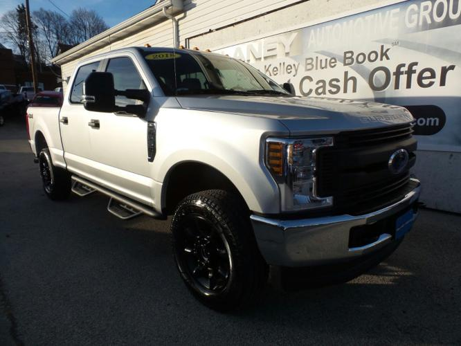 Used 2018 Ford F250 XL Indiana, PA 15701