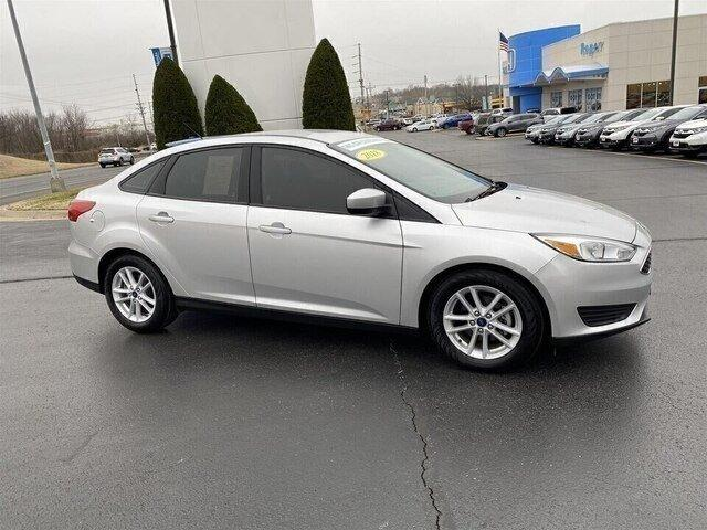 Used 2018 Ford Focus SE Sedan Joplin, MO 64801