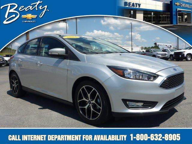 Used 2018 Ford Focus SEL Hatchback Knoxville, TN 37922