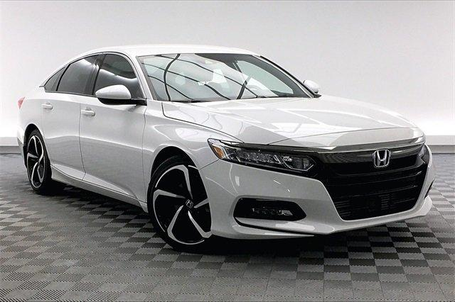Used 2018 Honda Accord 1.5T Sport SAVANNAH, GA 31406