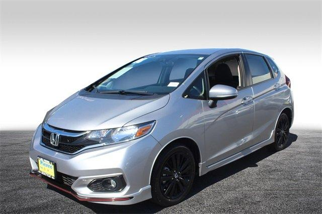 Used 2018 Honda Fit Sport Seattle, WA 98125