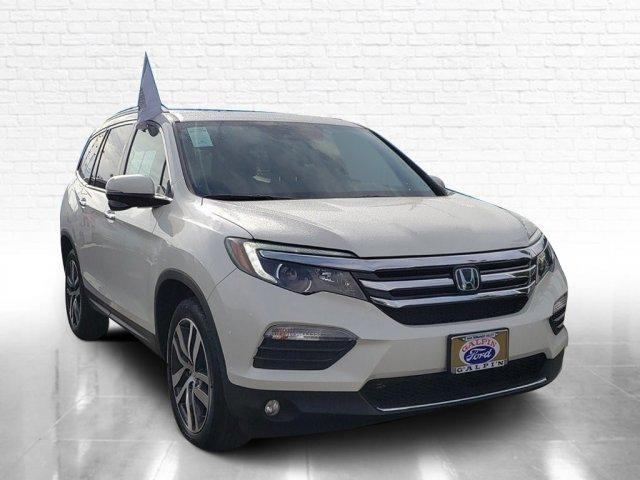 Used 2018 Honda Pilot FWD Touring North Hills, CA 91343