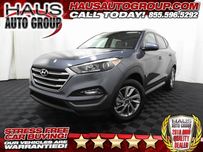 Used 2018 Hyundai Tucson SEL Canfield, OH 44512