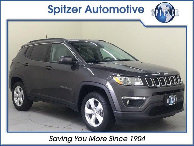 Spitzer Mansfield Ohio >> Used 2018 Jeep Compass 4WD Latitude Ontario, OH 44906 for Sale in Mansfield, Ohio Classified ...