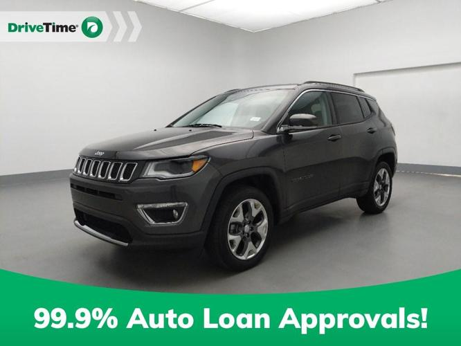 Used 2018 Jeep Compass 4WD Limited Savannah, GA 31419