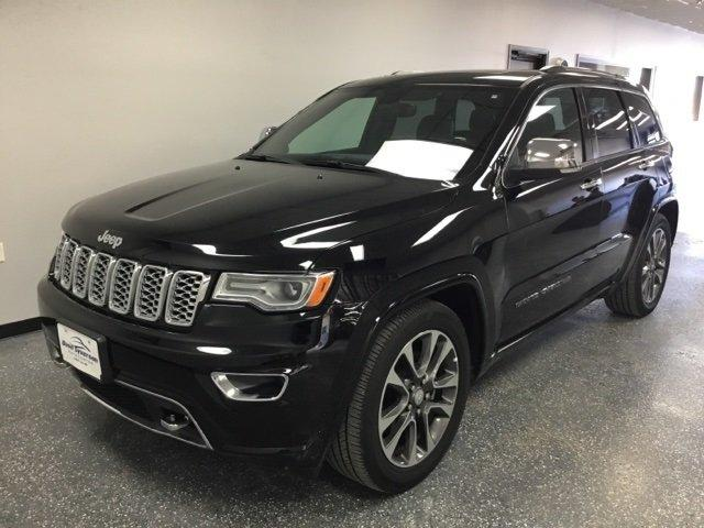Used 2018 Jeep Grand Cherokee 4WD Overland Albert Lea,