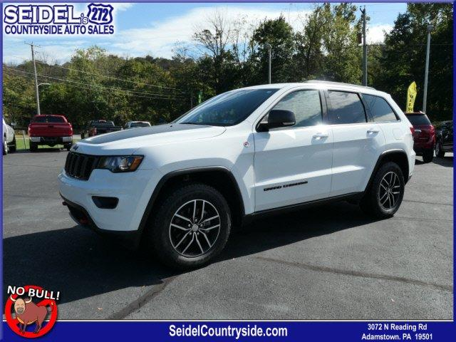 Used 2018 Jeep Grand Cherokee 4WD Trailhawk ADAMSTOWN,